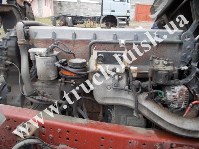 Двигун Iveco Stralis,EuroTech,EuroStar Cursor 10 Euro3 F3AE0681