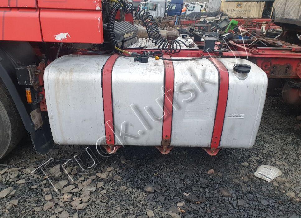 Бак паливний 730л алюмінієвий 70*70*165 DAf XF 95 105 CF 75 85 Euro5