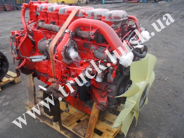 Двигун Scania R(HPI)DC1215L01
