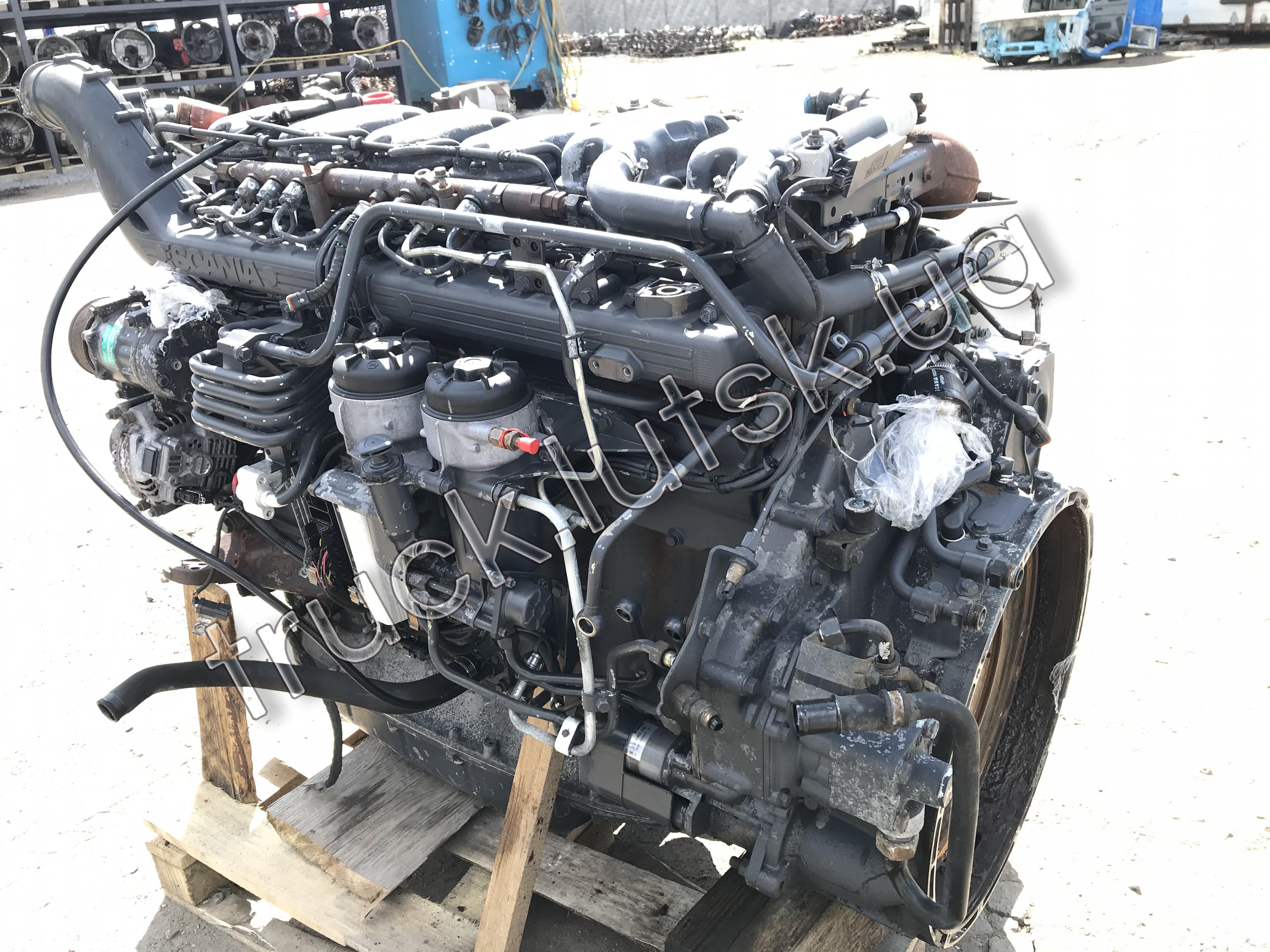 Двигун Scania R(XPI)DC1306L01