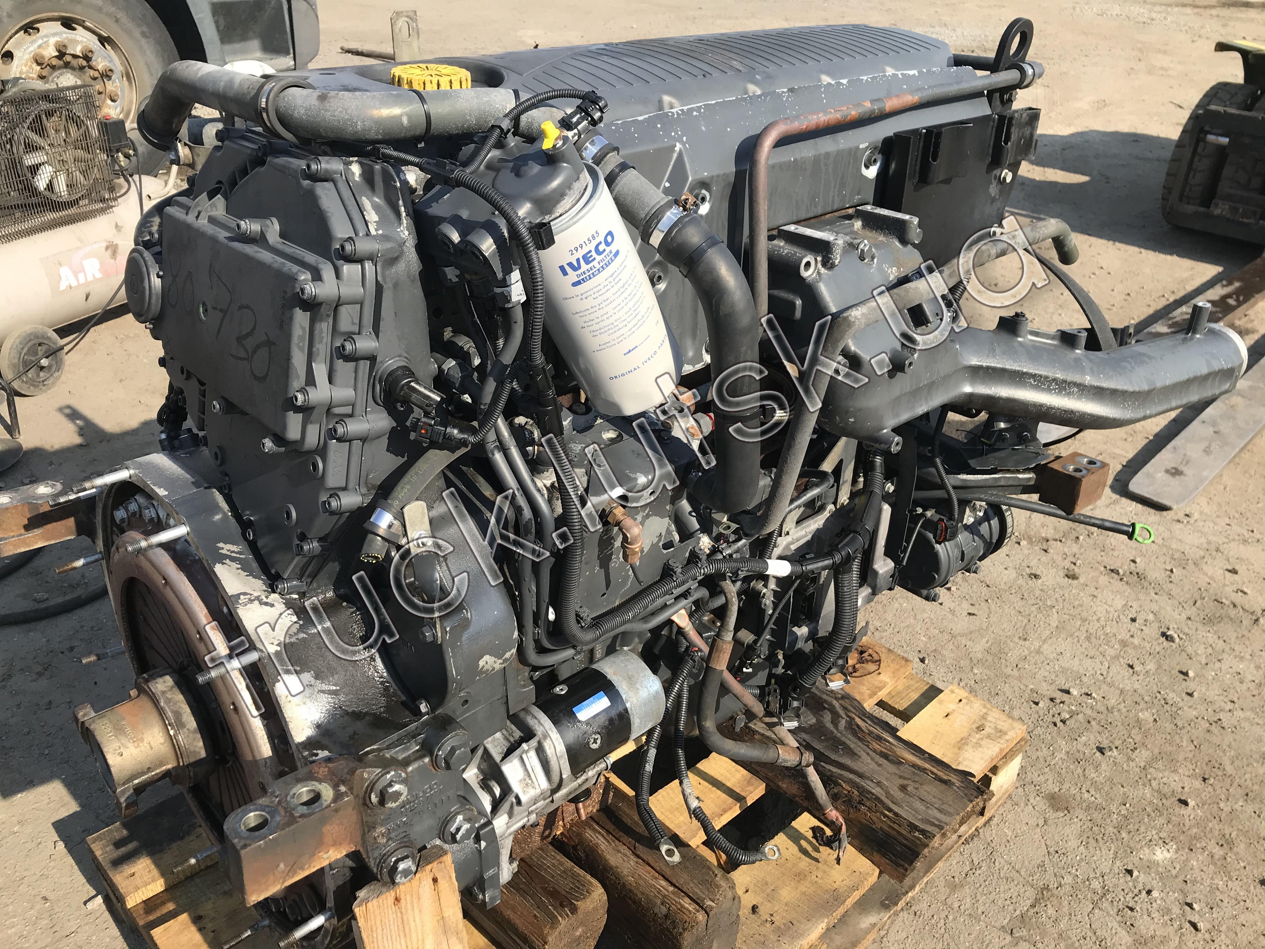 Двигун Iveco Stralis Cursor 8 Euro3 F2BE0681