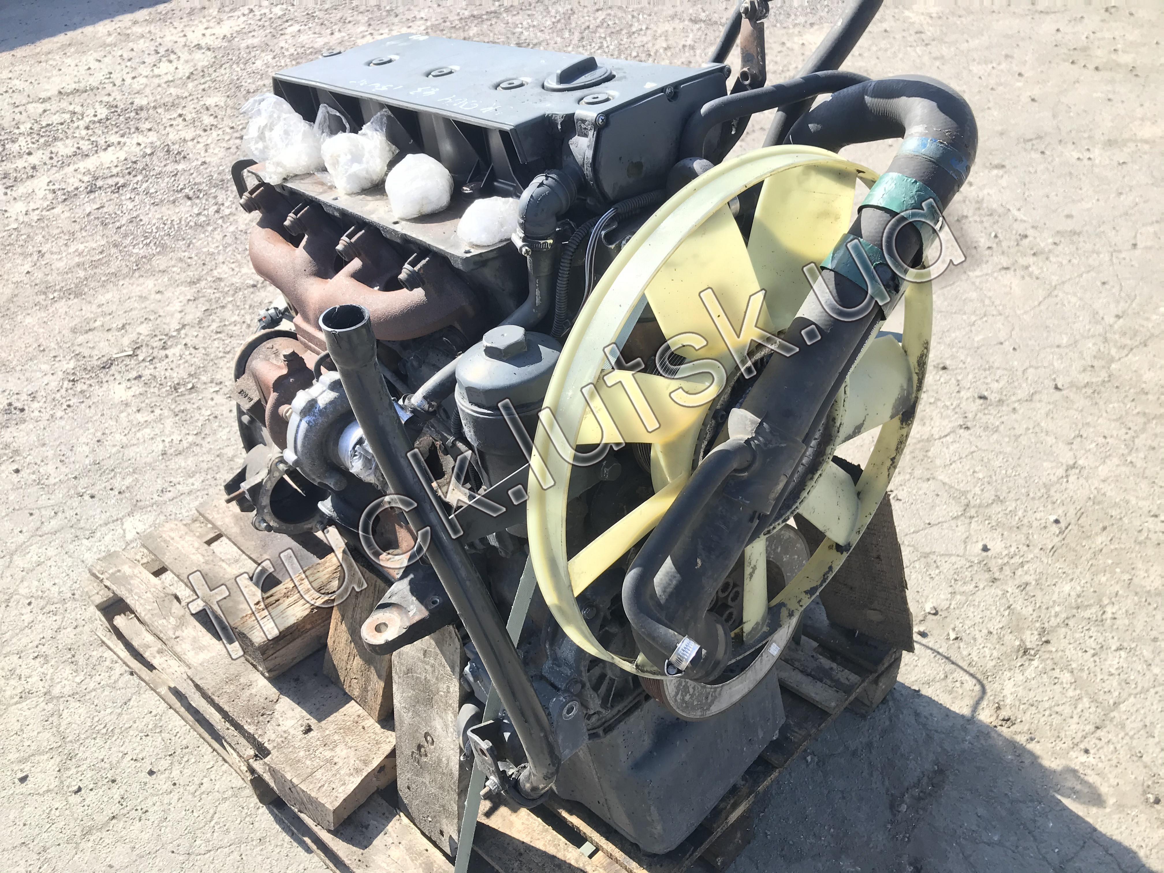 Двигун Mercedes Vario,Atego OM904LA