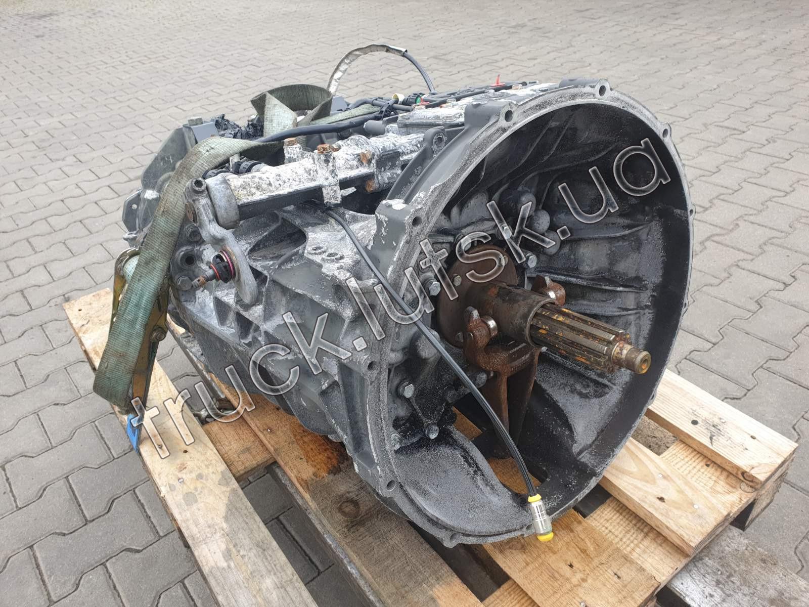 КПП Механіка ZF ECOSPLIT4 12S2130TD 2011р