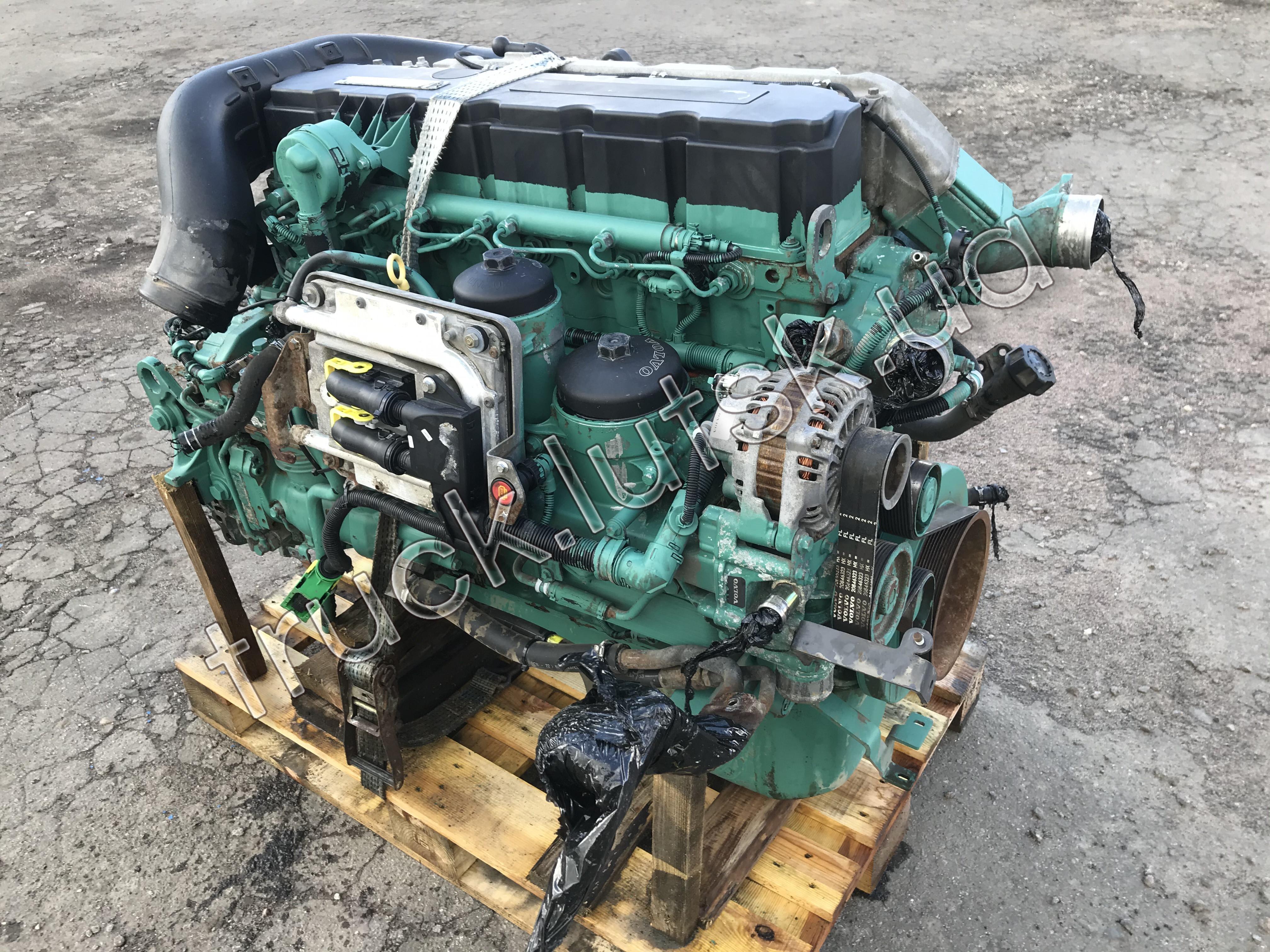 Двигун Volvo FL7 D7E