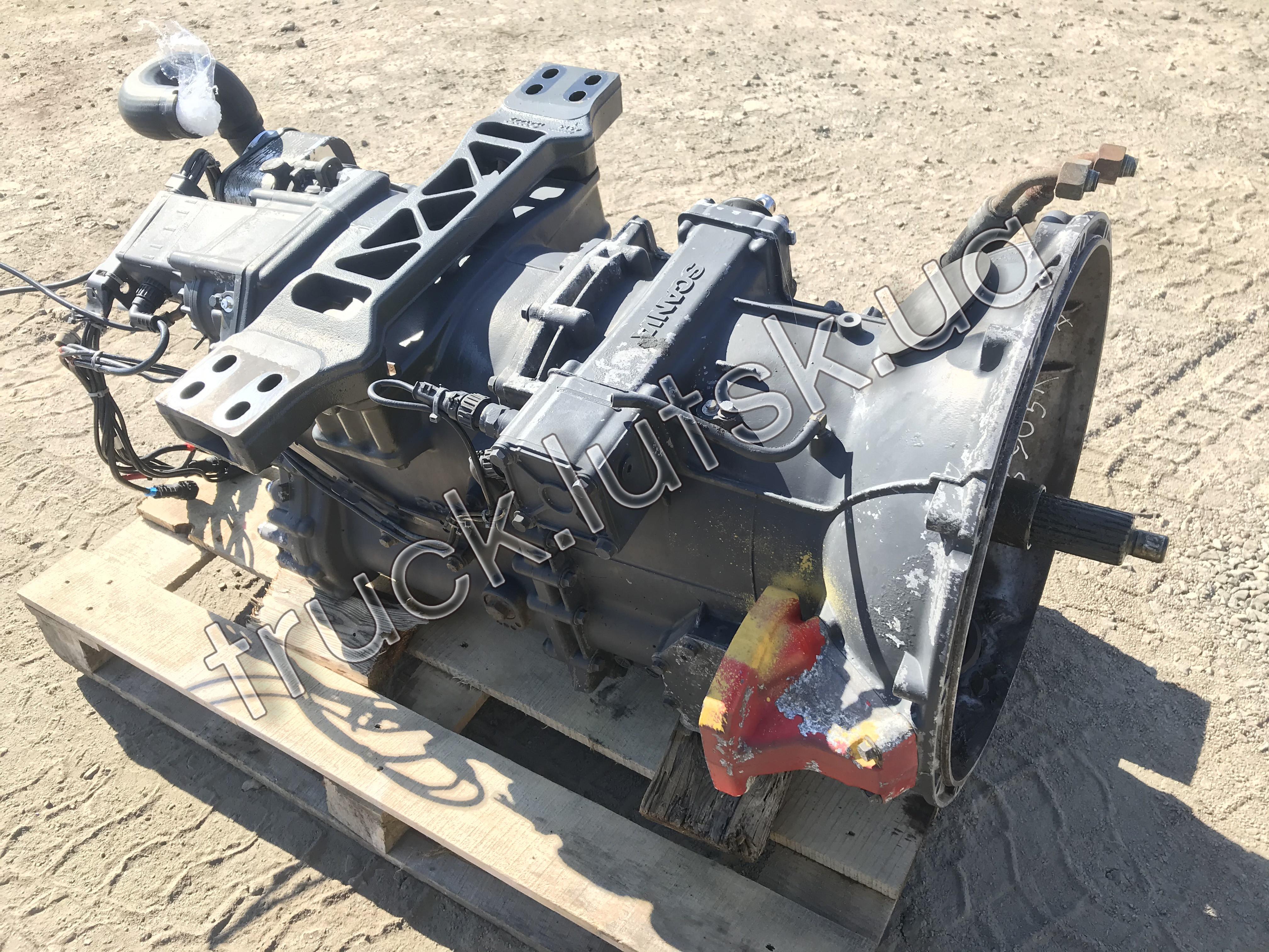 Коробка передач Scania GRS905R