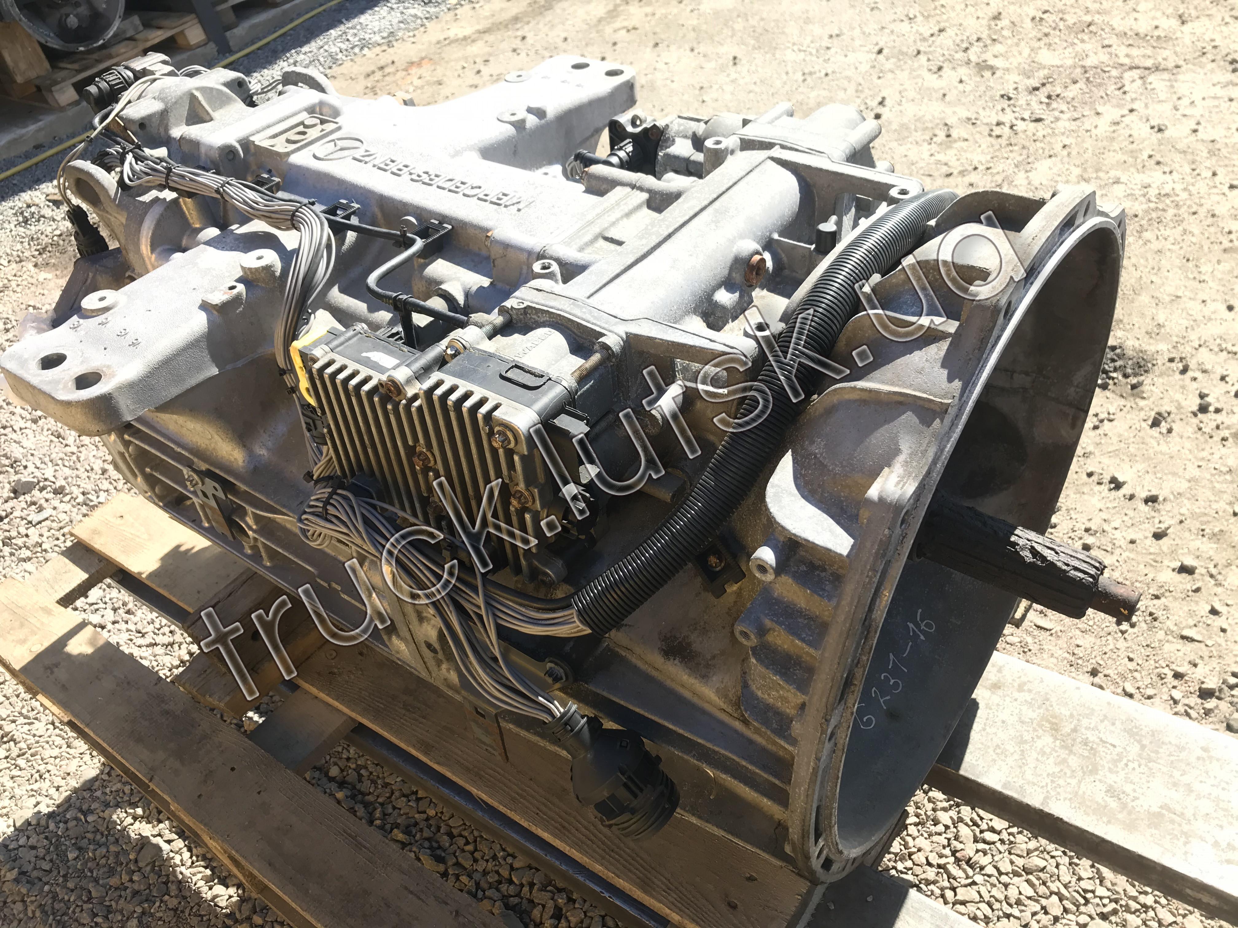 Коробка передач Mercedes Actros G231-16