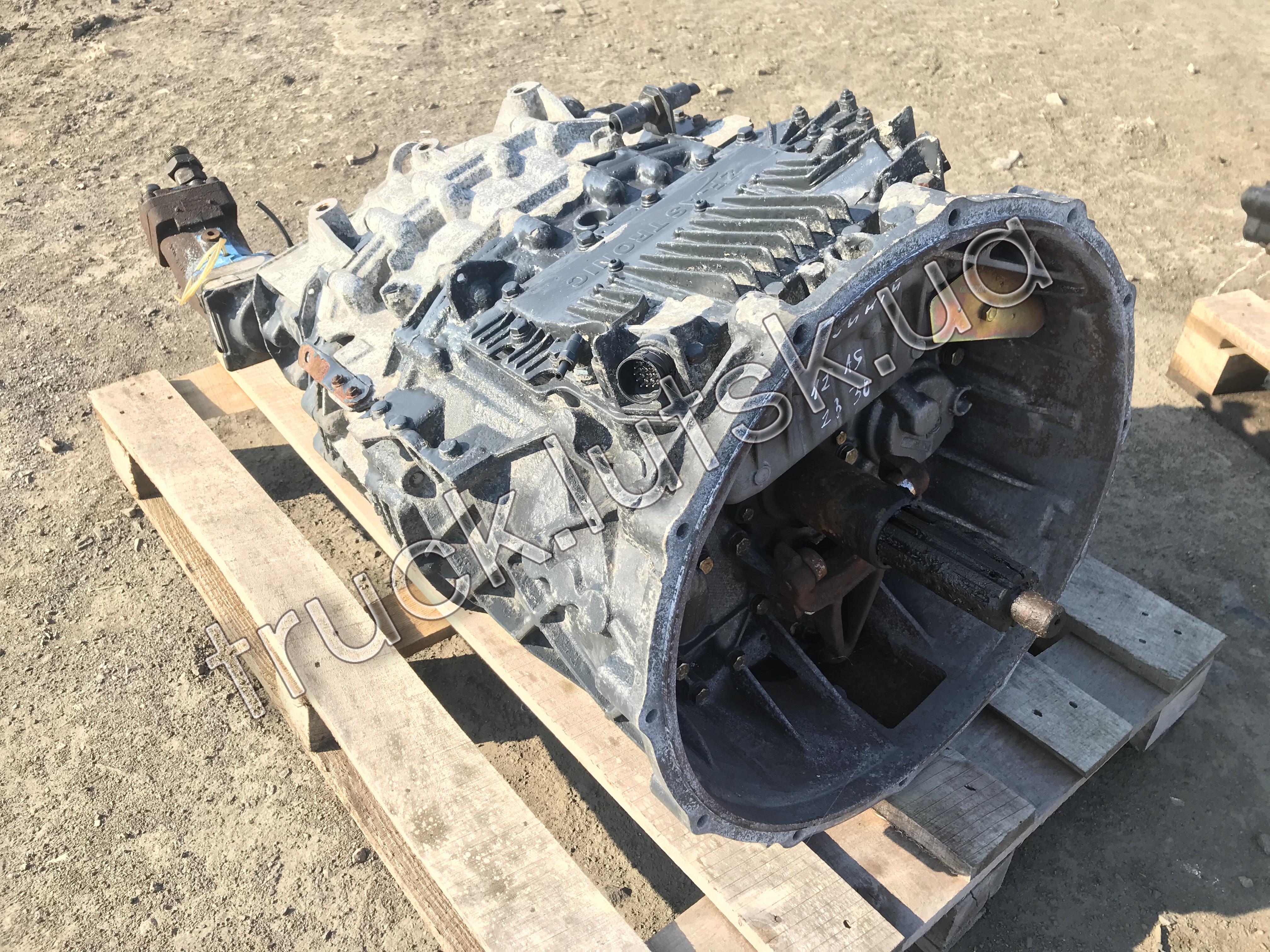 Коробка передач Iveco Stralis Astronic 12AS2330TD