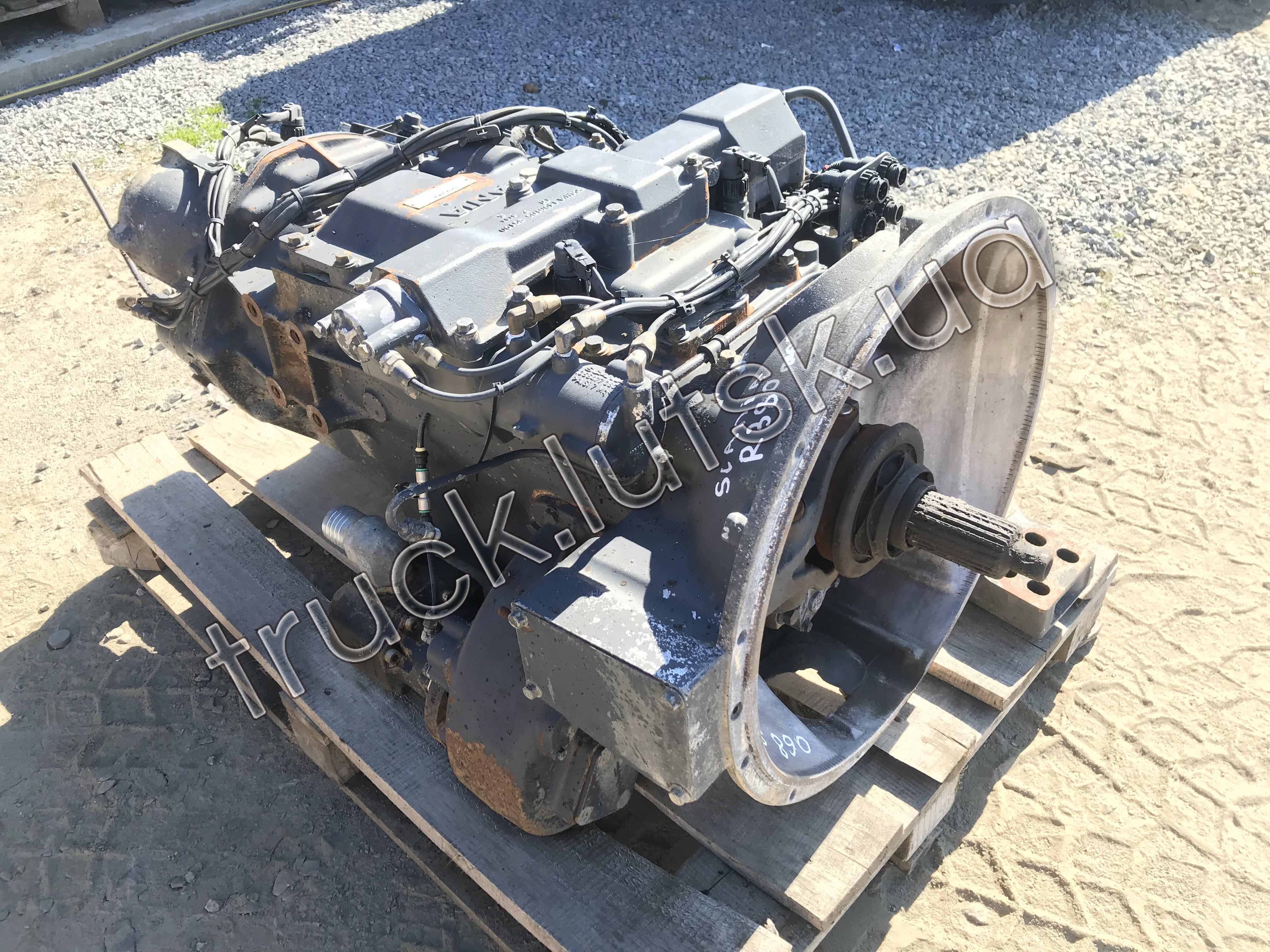 Коробка передач Scania GRS890
