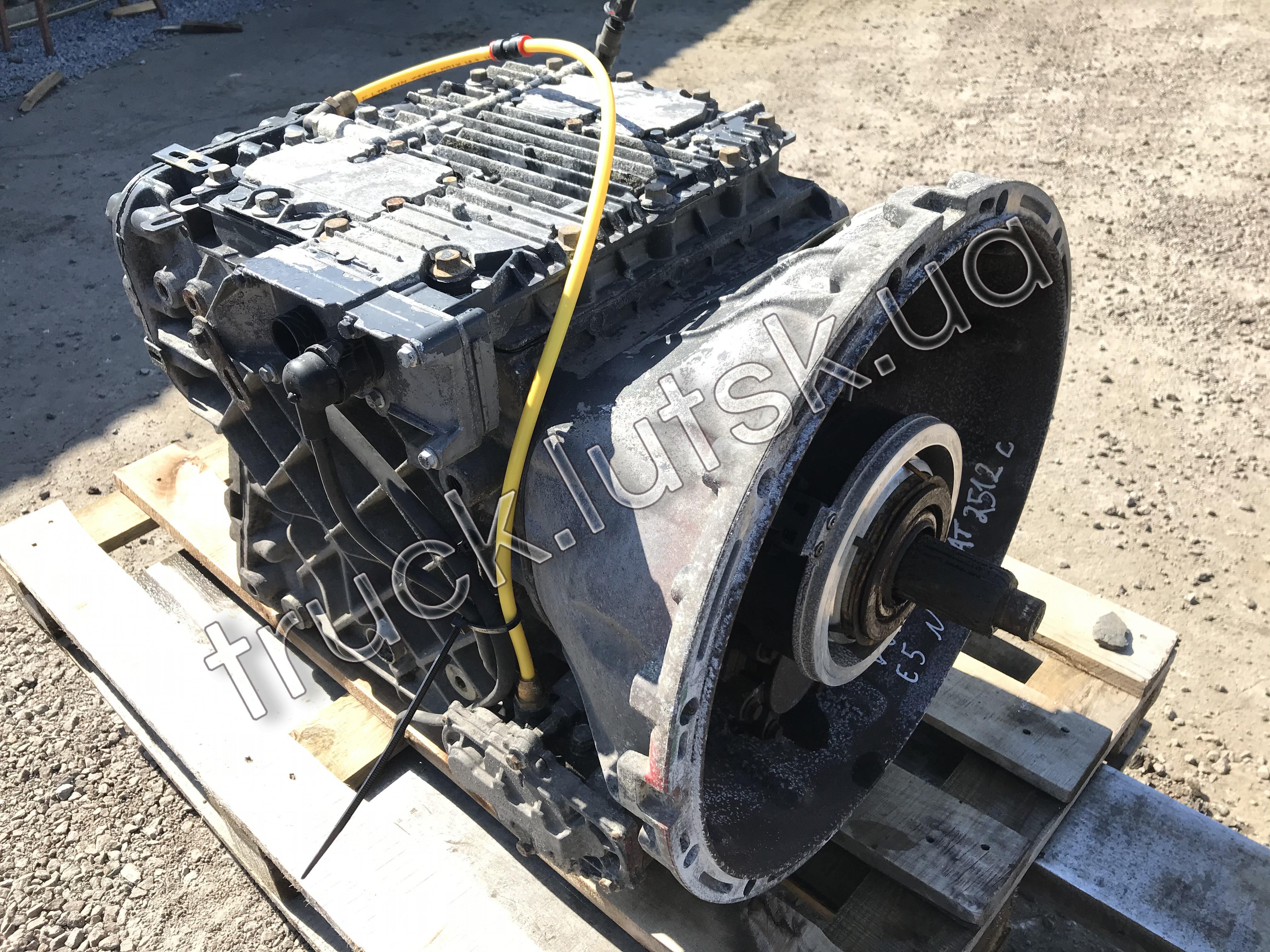 Коробка передач Volvo FH13 AT2512C