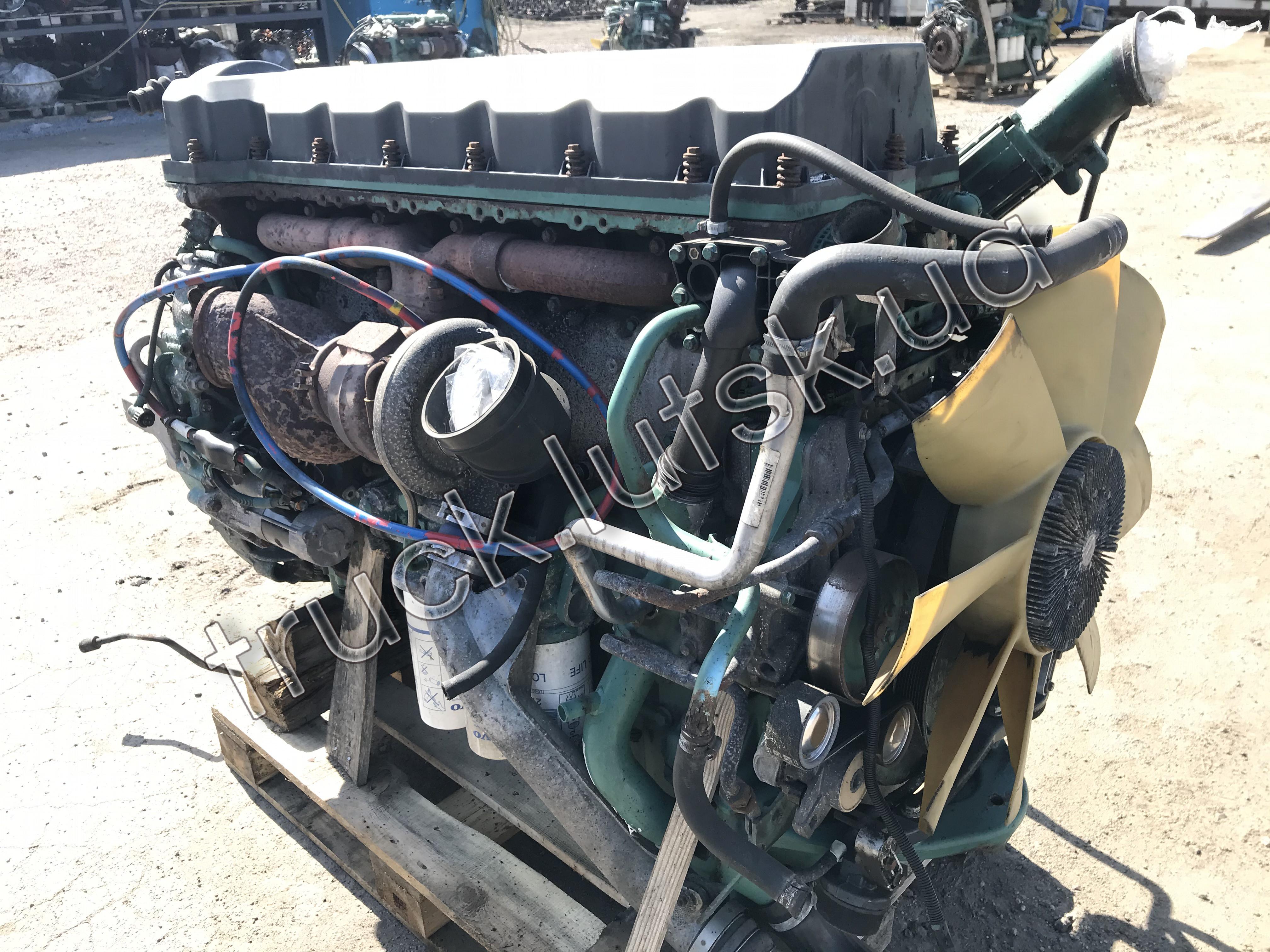 Двигун Volvo FH13 D13A